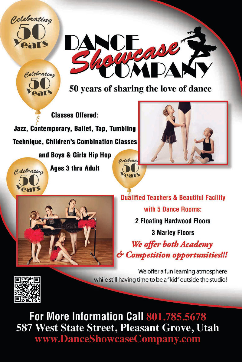 Welcome to Dance Showcase Company
